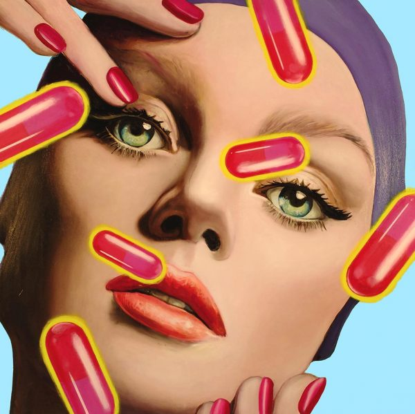 Pills 3 110x110cm